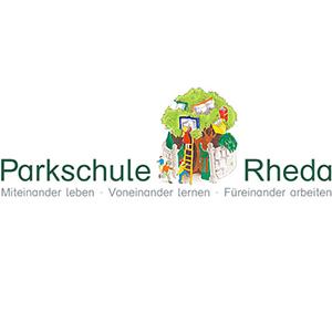 Logo Parkschule Rheda
