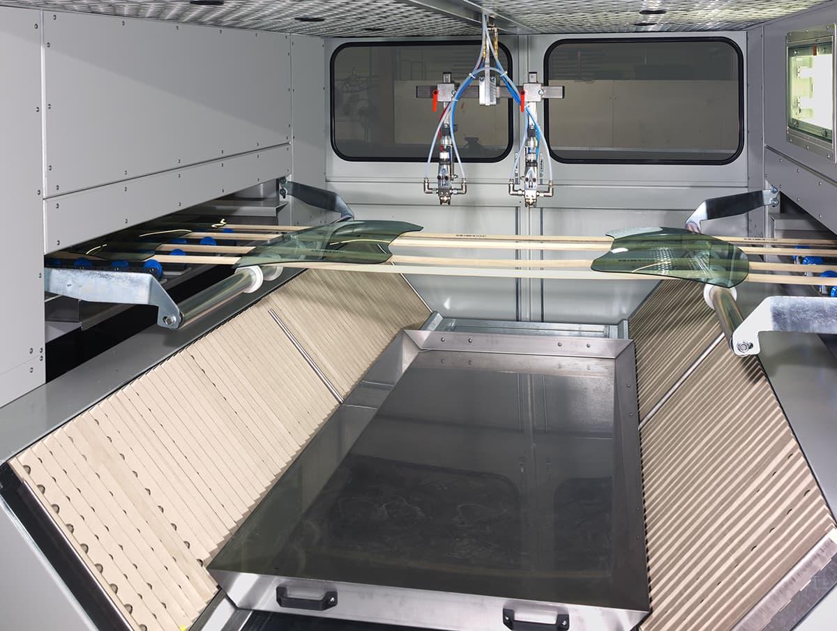 coating line – glass