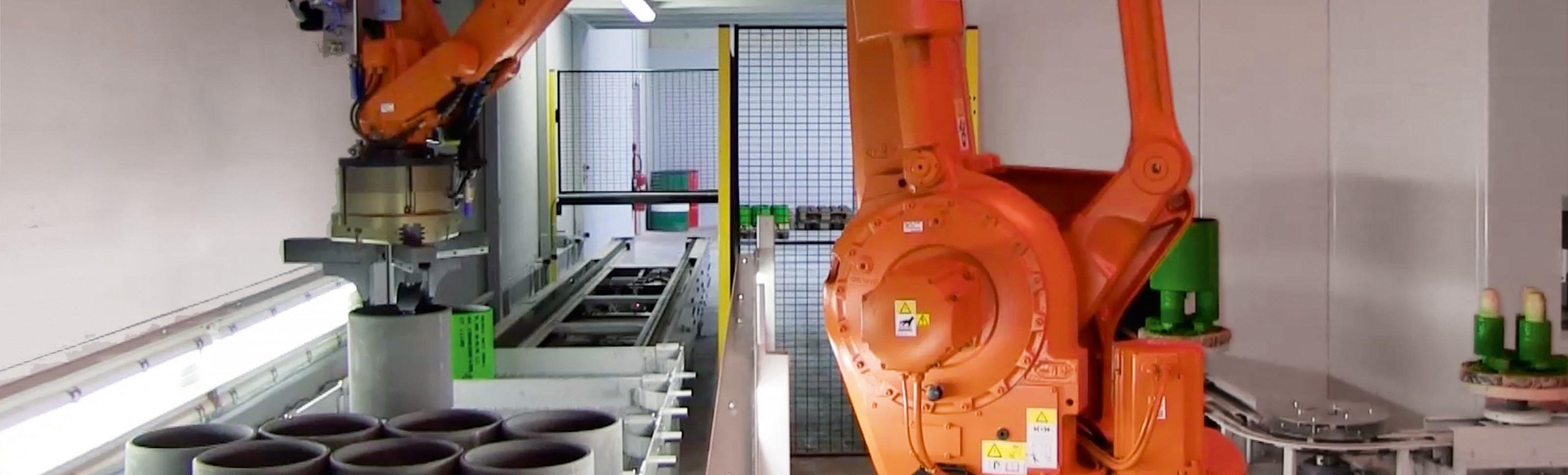 Handling Robots