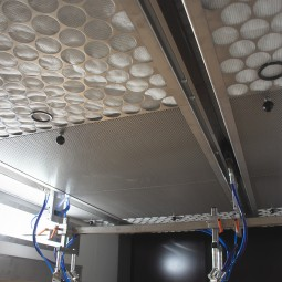 VEN SPRAY ONE filter ceiling