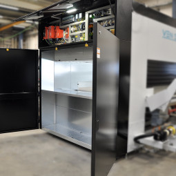 coating machine - VEN SPRAY SMART electrical cabinet