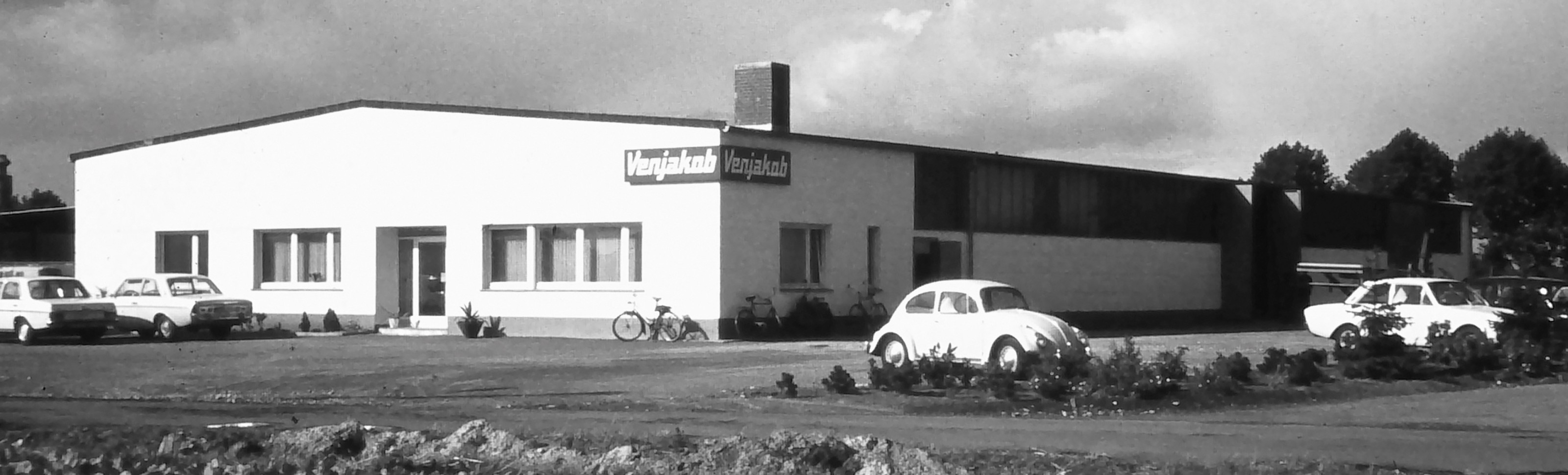Venjakob Heqdquarter 1975