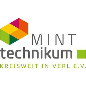 Logo MINT Technikum