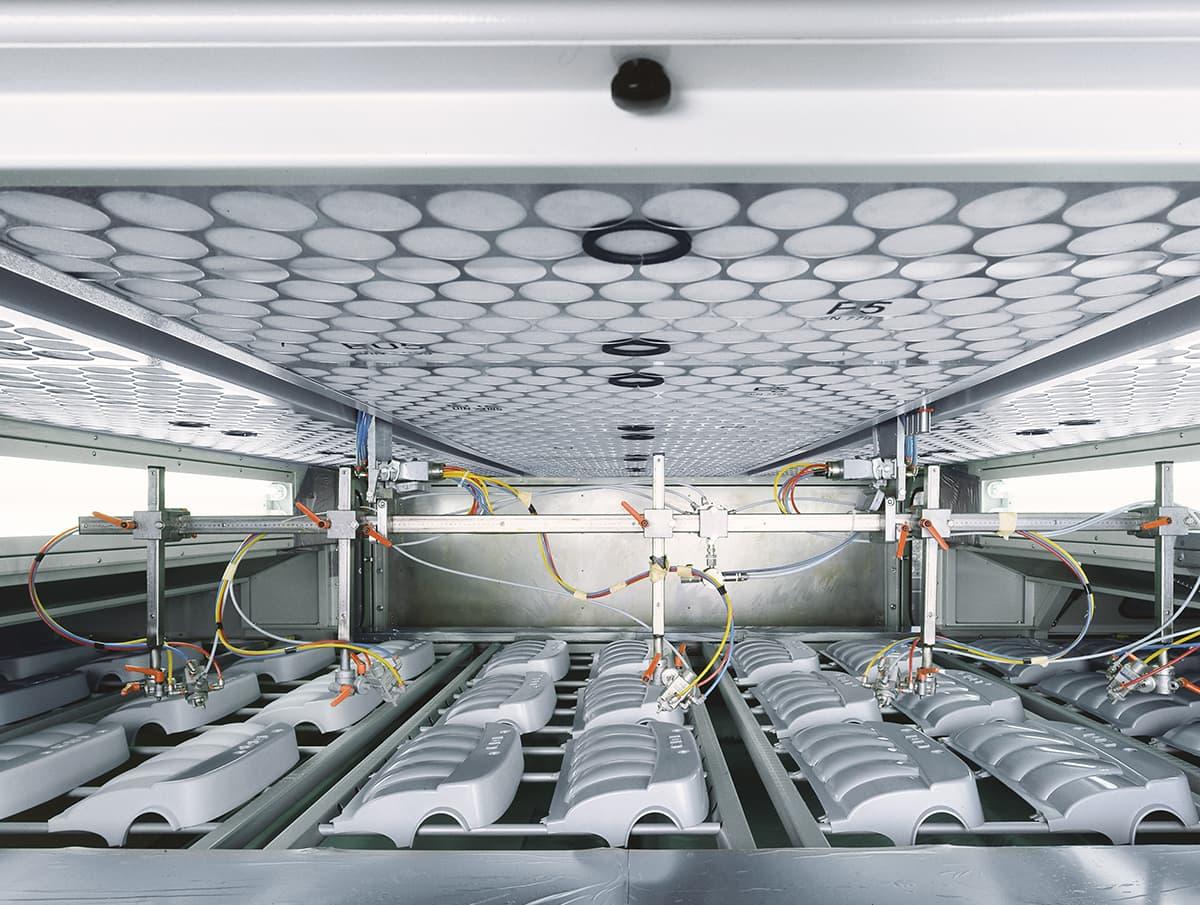 coating line – automotive