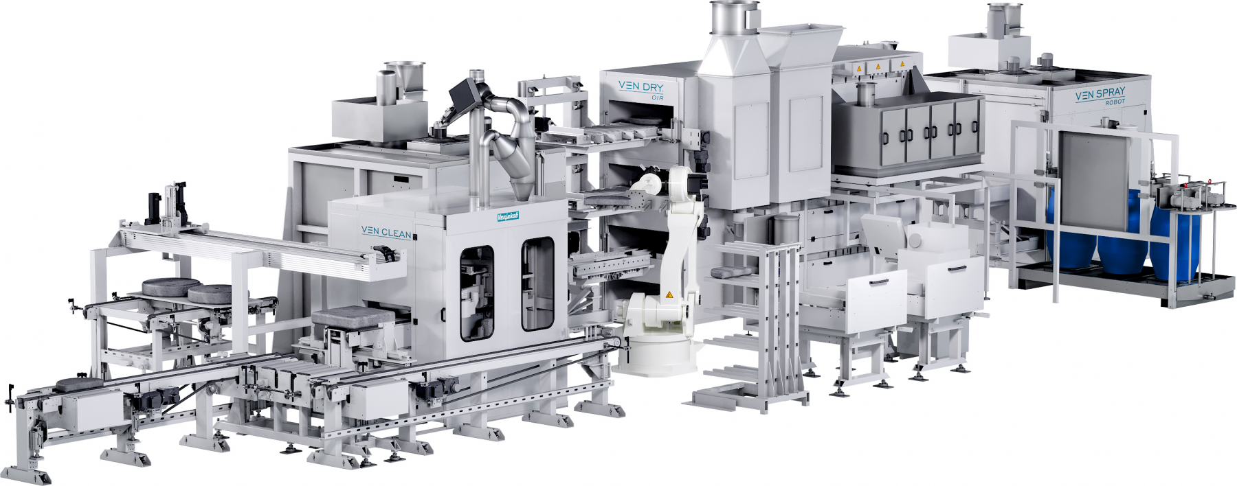 coating line special solutions