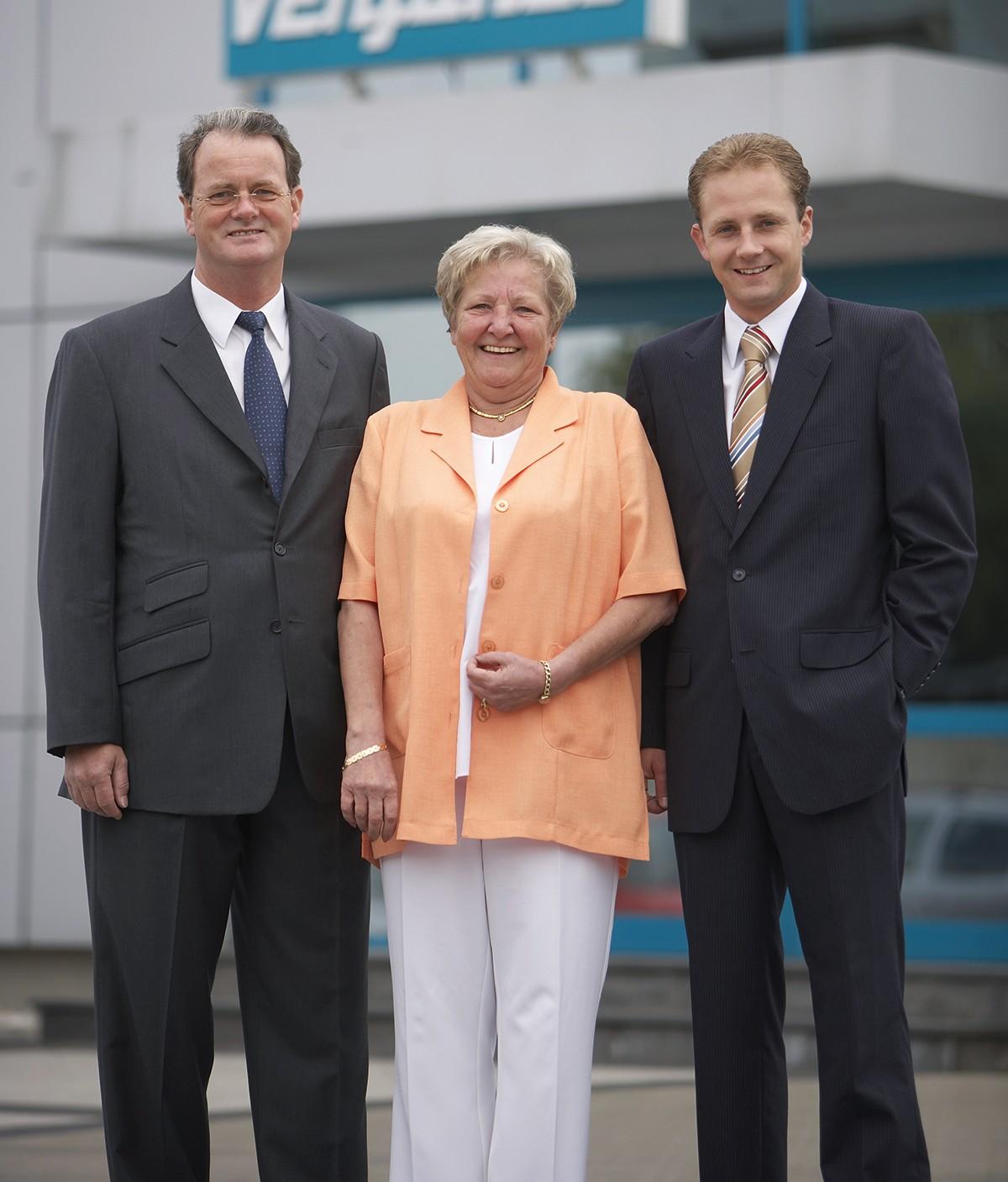 Geschäftsführung 2008