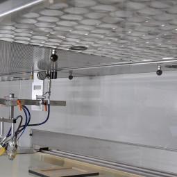 VEN SPRAY SMART supply air filter ceiling